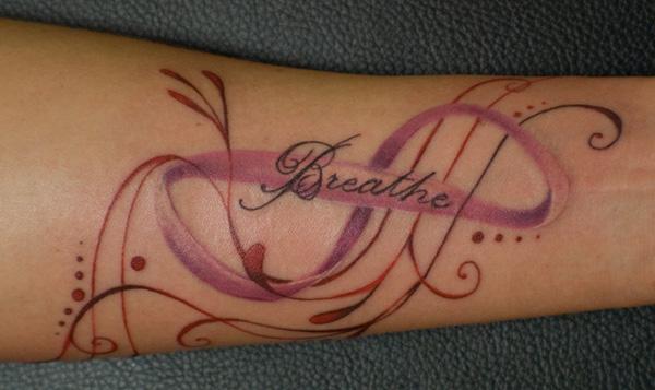 infinity tattoo designs