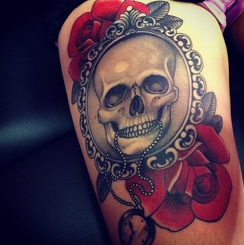 skull tattoo designs