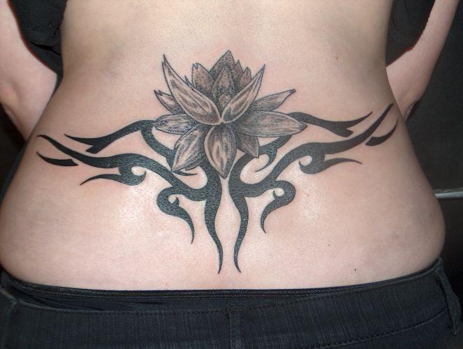 lower back tattoo ideas