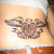 25 Sexy Lower Back Tattoos For Girls – Tramp Stamp Designs