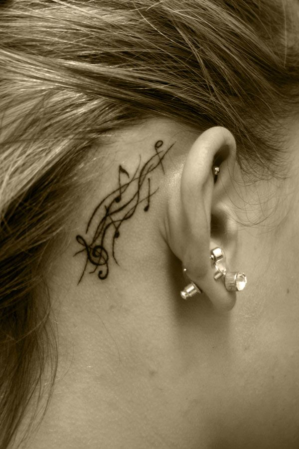 music-notes-tattoo ideas