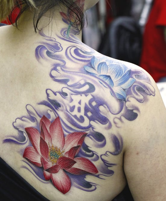 35 Unique Lotus Flower Tattoo Designs And Meaning 2019 Collection