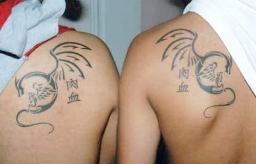 friendship tattoo ideas