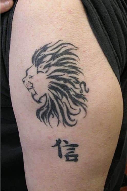 767aecd3bd11f nice leo tattoos - Tattoo Bytes