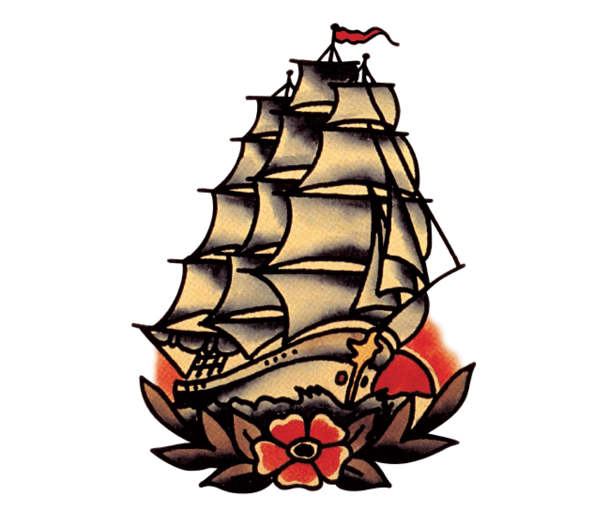25 best traditional sailor jerry tattoos designs and ideas. Black Bedroom Furniture Sets. Home Design Ideas