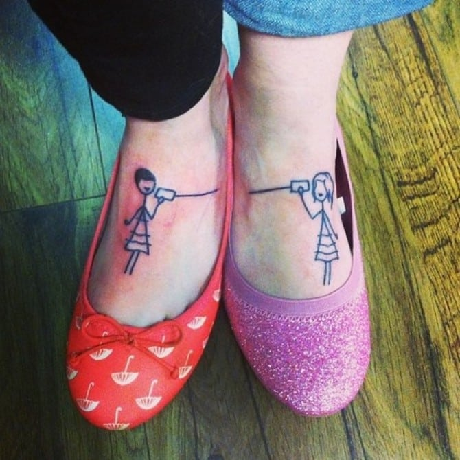 cute-sisters-tattoos-ideas