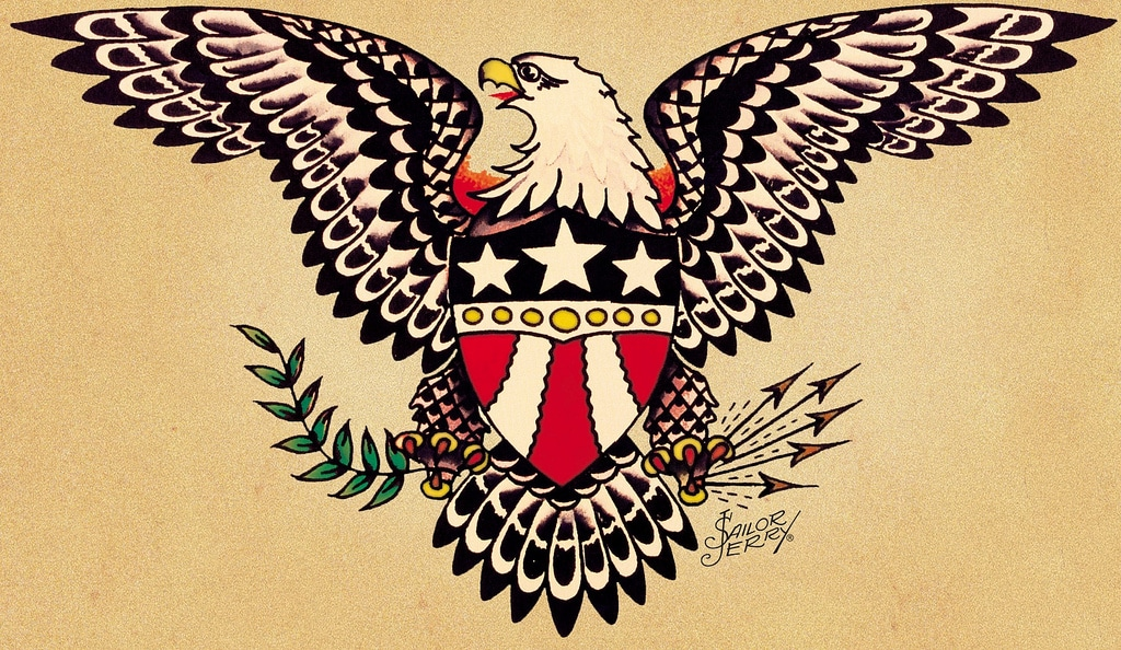 sailor jerry tattoo design art