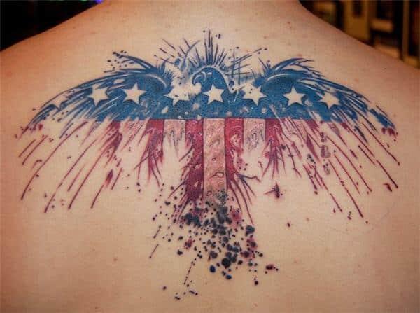 American-Flag-and-Eagle-Tattoo
