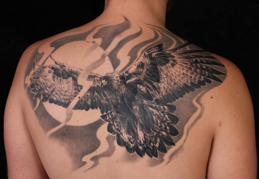 Golden-Eagle-Tattoo-Pictures
