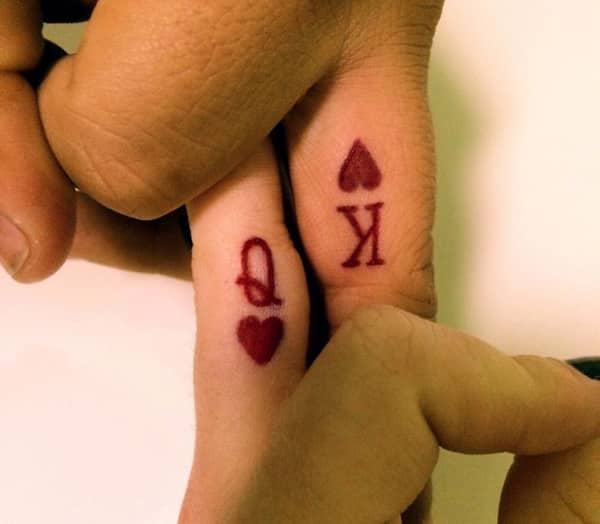 Lovely-Matching-Tattoo