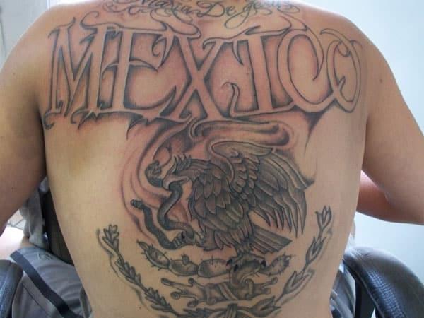 Mexican-Eagle-Tattoos