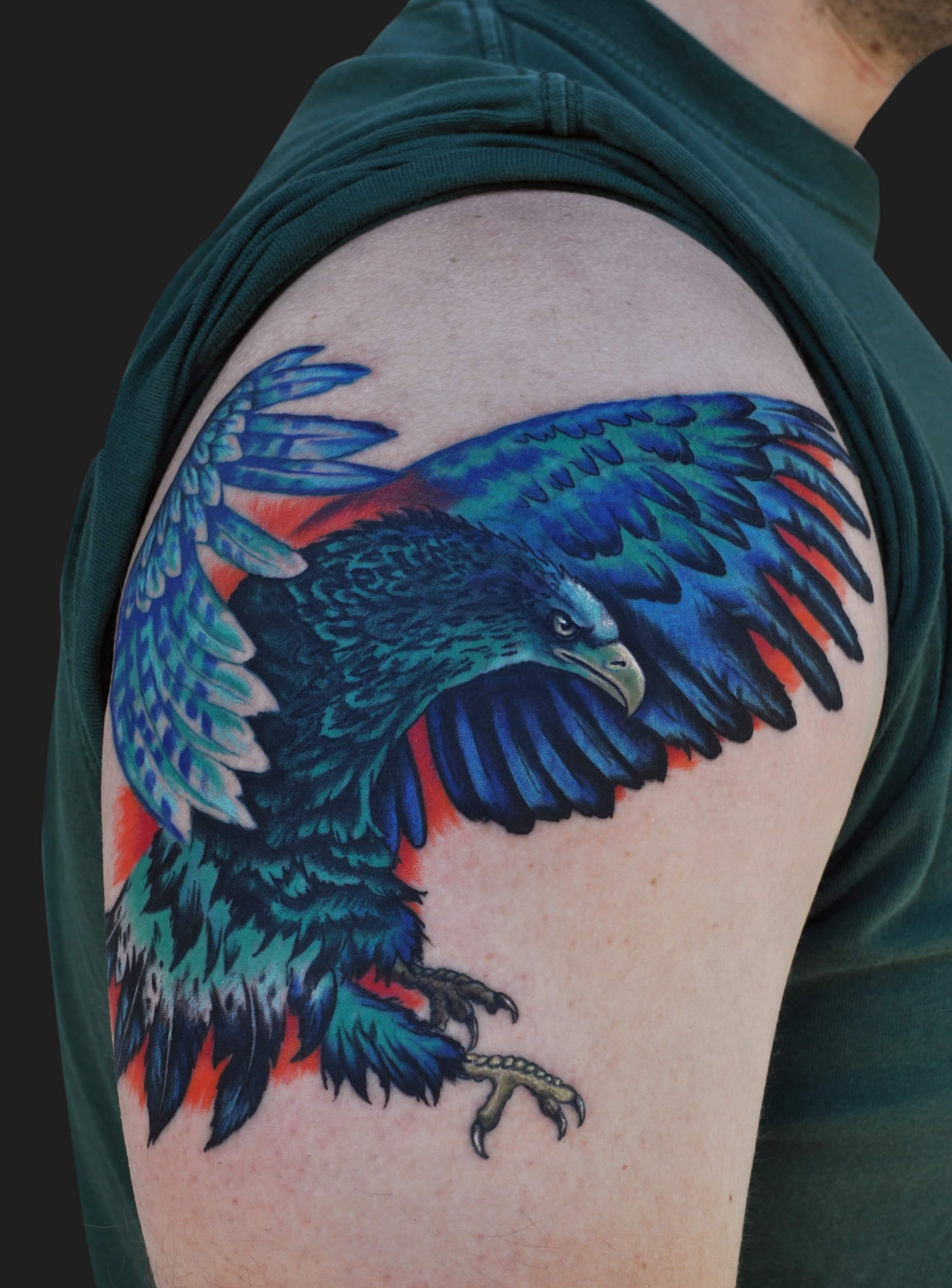 7cea26cbf 60 Cool Eagle Tattoos Meaning And Designs With Images
