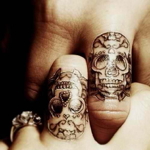 couple matching tattoo 2016