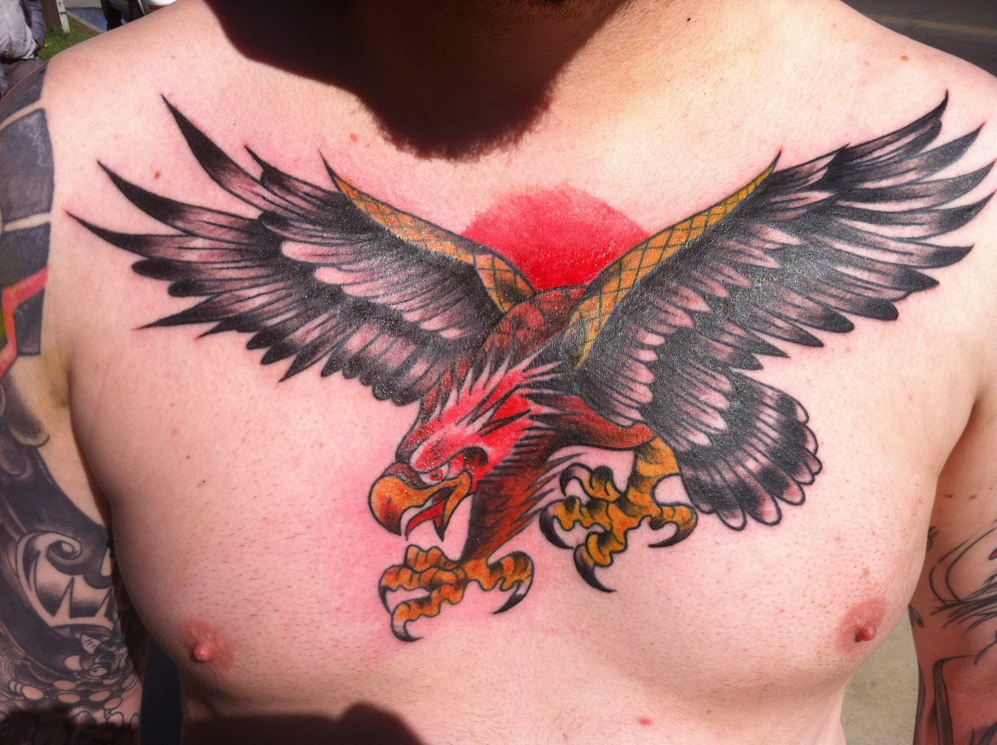 60 Cool Eagle Tattoos Meaning And Designs With Images