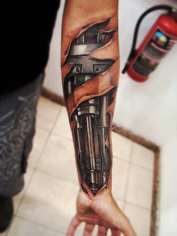 3D-Forearm-Tattoo-men