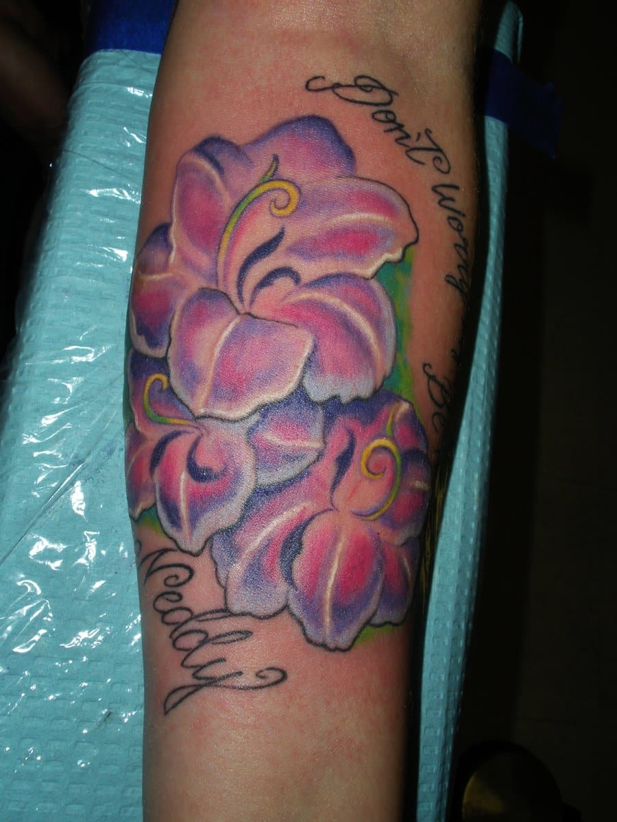 flower_memorial_tattoo