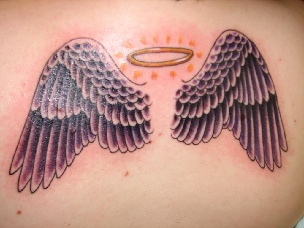 Angel-Wing-Tattoo-For-Women