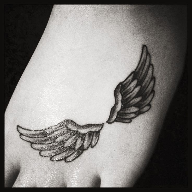 angel wing tattoos 2016