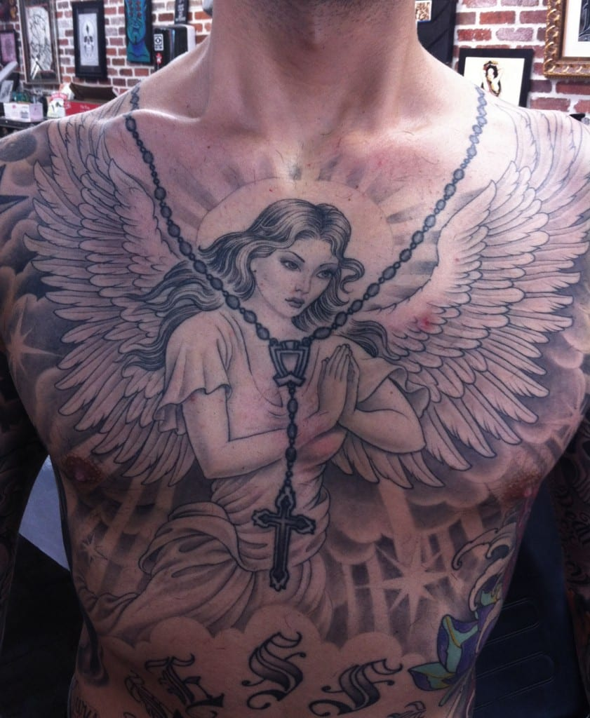 praying-angel-tattoo-designs