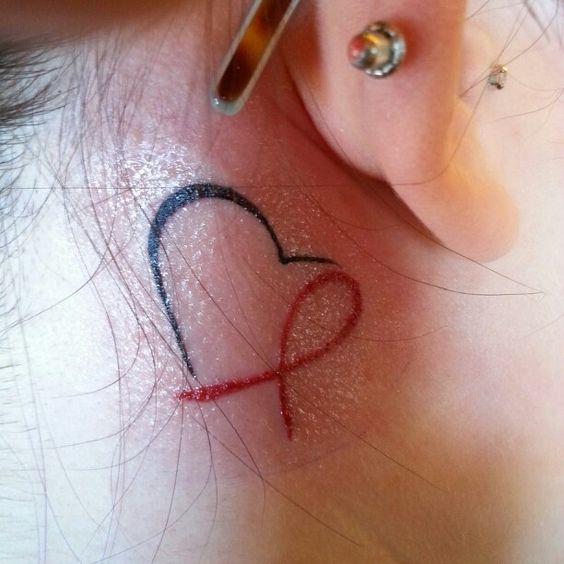 Breast Cancer Tattoos Tattoo Bytes