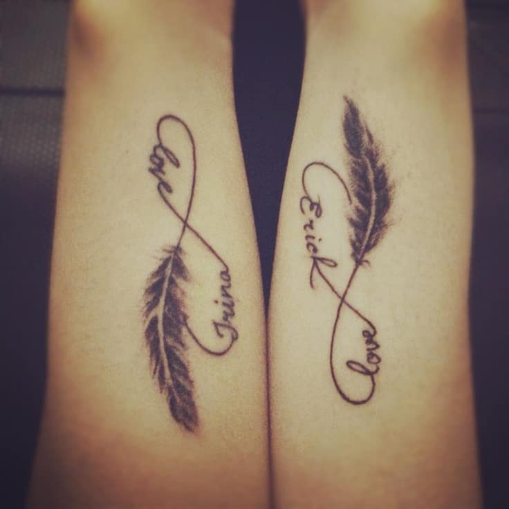 60 Cute Matching Couples Tattoos Ideas For All Lovers