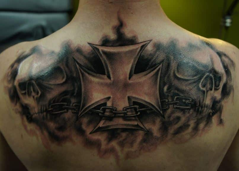 Iron-Cross-badass-Tattoos