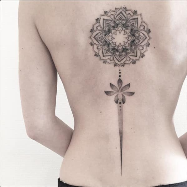 lotus-flower-mandala-tattoo