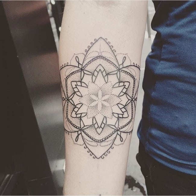 mandalas tattoo sleeve