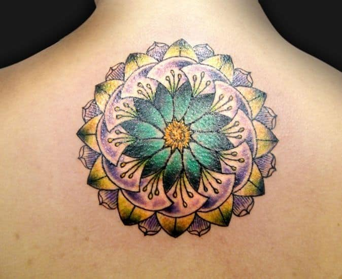mandala tattoo meaning designs