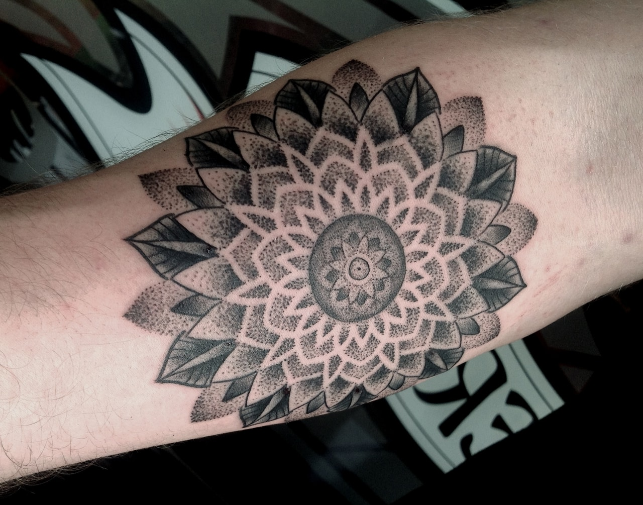 nice-small-mandala-tattoo