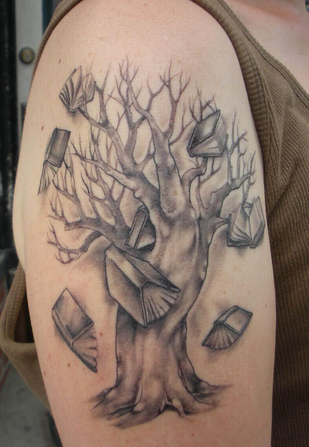 Willow Tree Books Tattoo