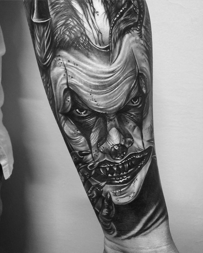 Dangerous Forearm Tattoos - Tattoo Bytes
