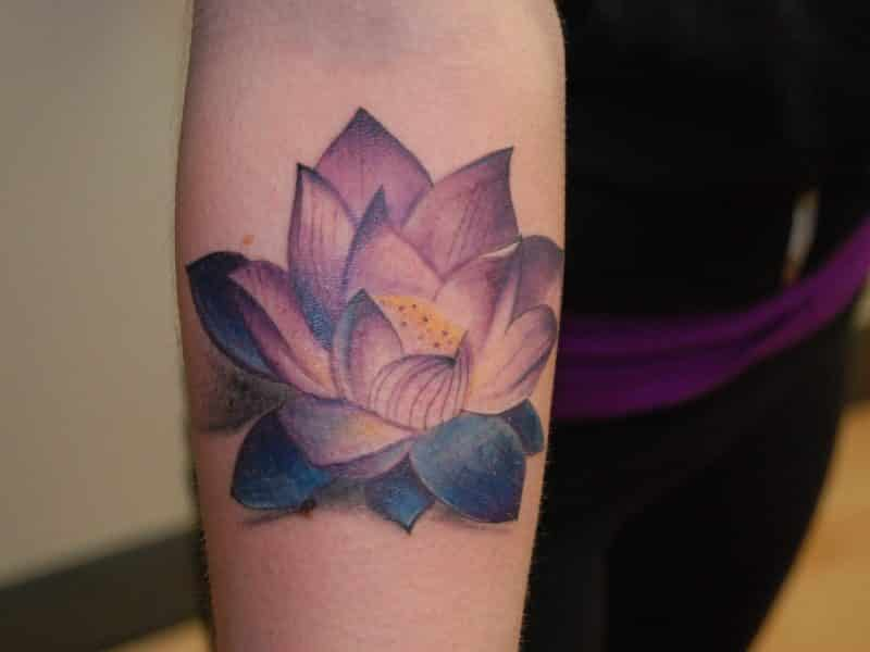 Forearm Tattoos For Women