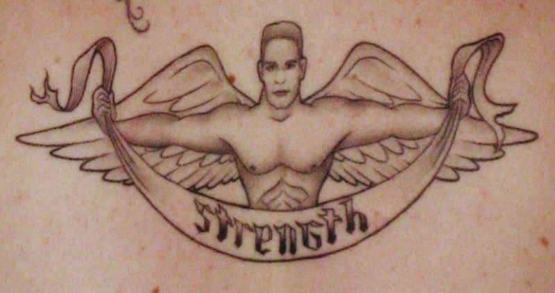 Strength Tattoos Photo