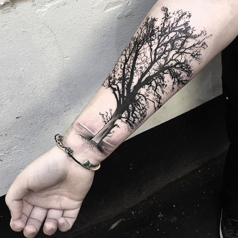 Tree Tattoo