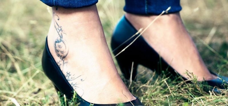 Best Ankle Tattoo Designs