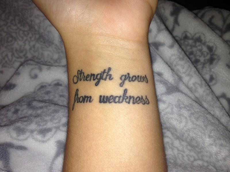 feminine wrist tattoos nice
