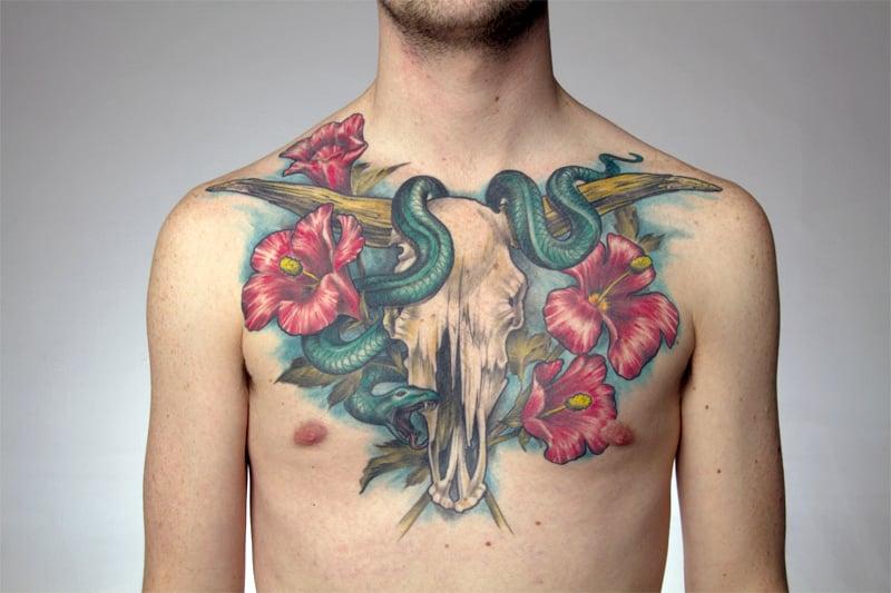 Mens tattoos