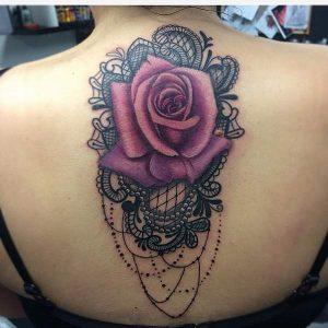 Beautiful Rose Tattoo Designs