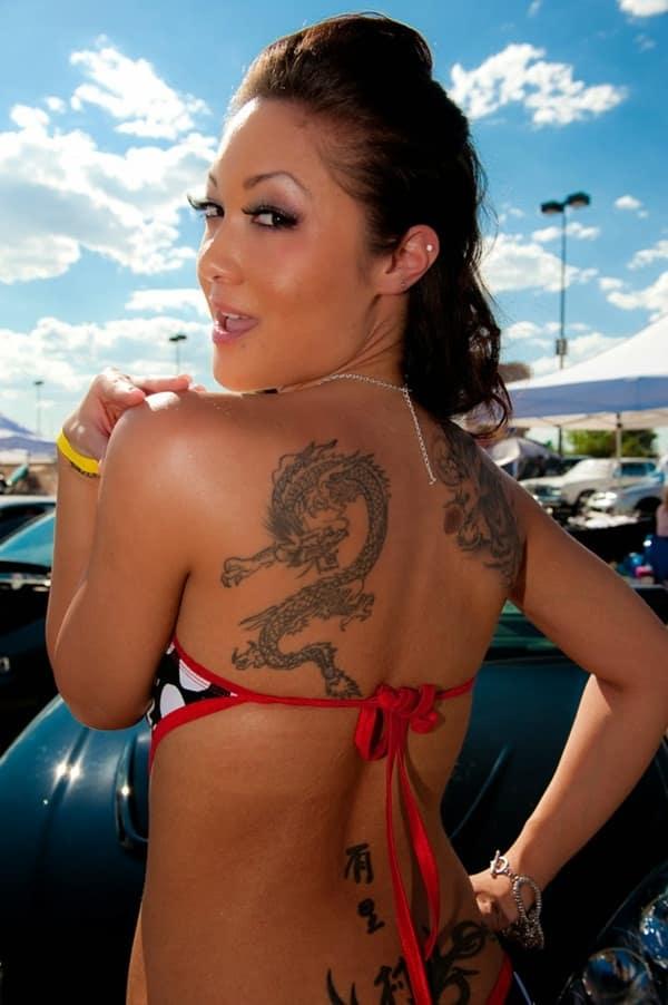 Perfect Dragon Tattoos Design