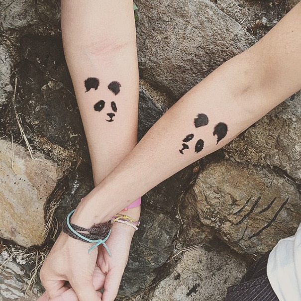 Best Friend Tattoos Idea To Show Your Squad Is The Best