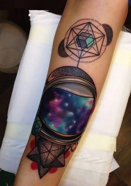 Universe Tattoo