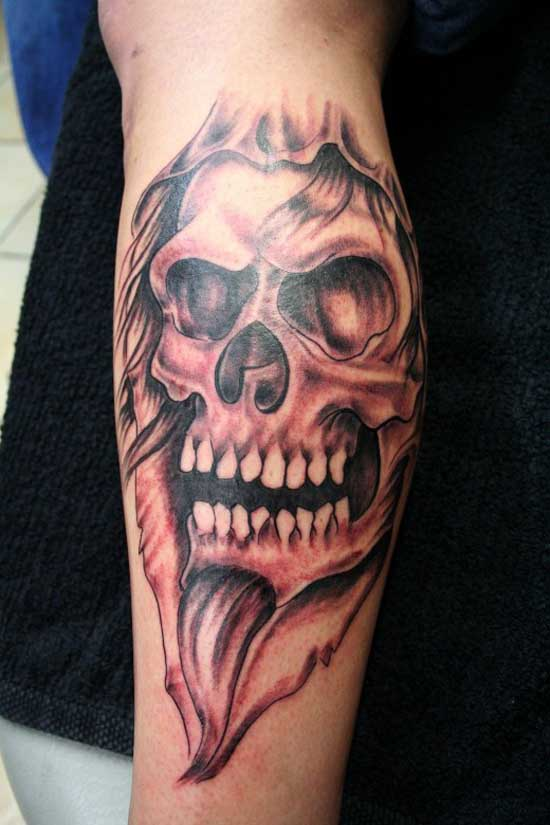 Skull-Tattoo-Designs