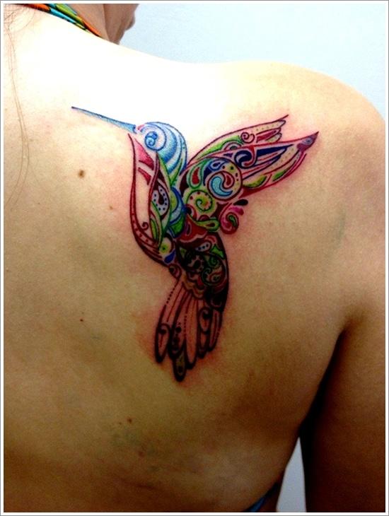 hummingbird tattoo designs