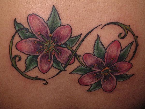 infinity symbol tattoo