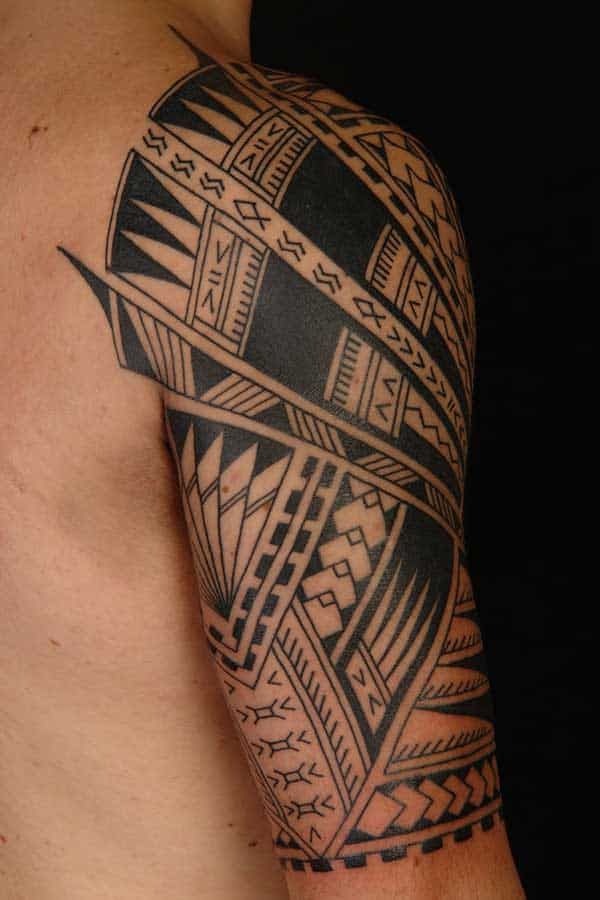 hawaiian-triball-tattoo