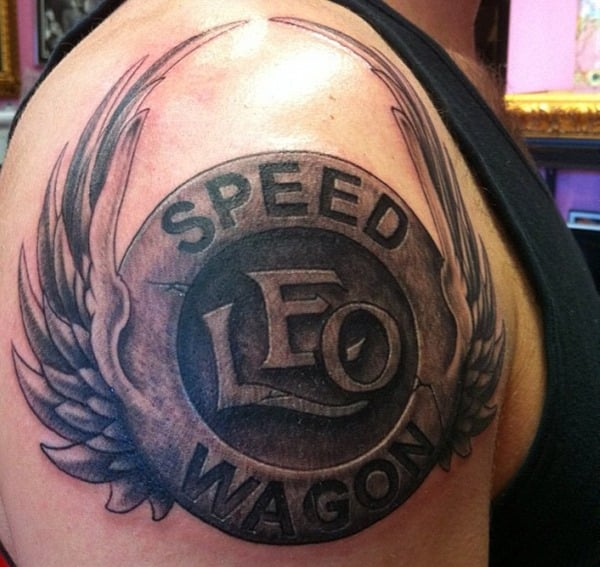 30 Cool Leo Tattoos Designs And Ideas Zodiac Tattoos