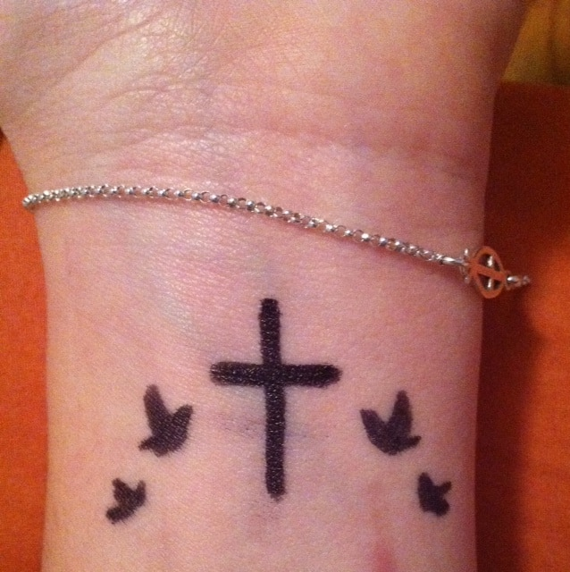 inspirational bible verse tattoos ideas