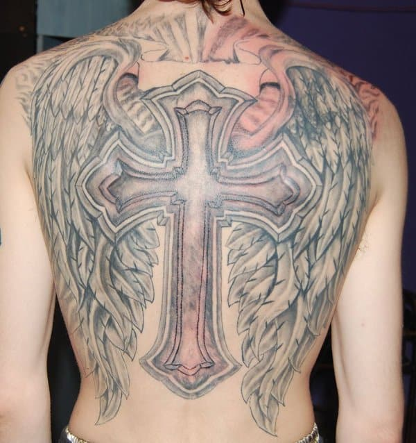 40 Celtic Cross Tattoos Designs And Meaning 2020 Collection
