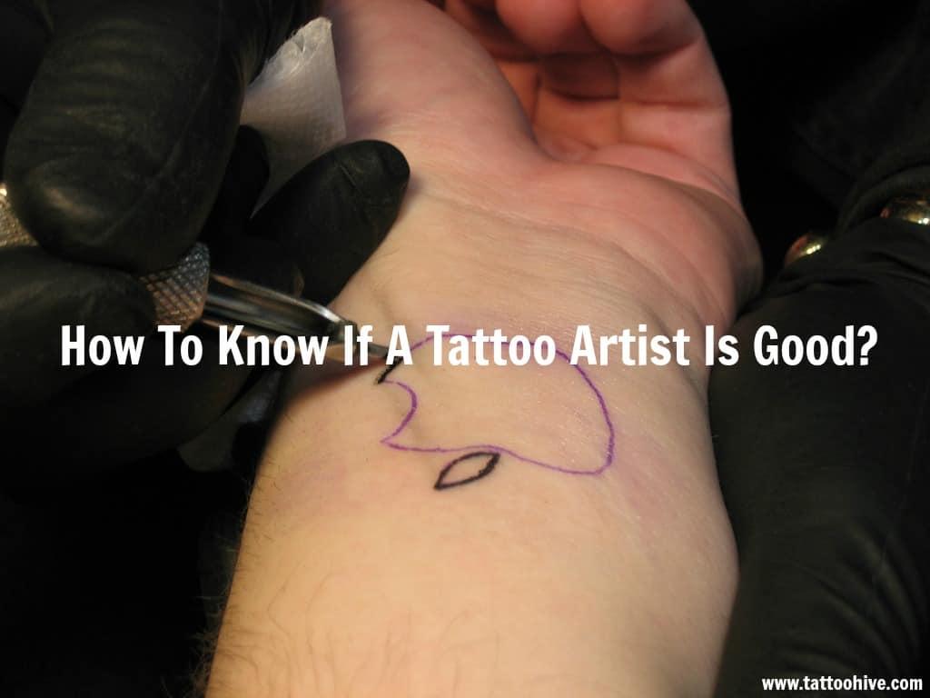 how to pick right tattoo artist tattoo studio
